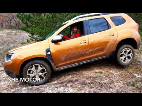 nuova dacia duster 2018 test drive youtube. Black Bedroom Furniture Sets. Home Design Ideas