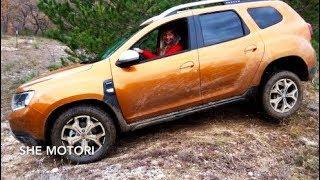 Nuova Dacia Duster 2018 - test drive