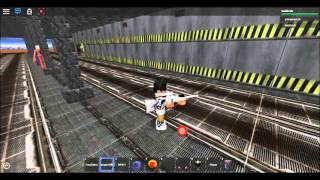 Roblox-Slenderman's Base [Area 51]