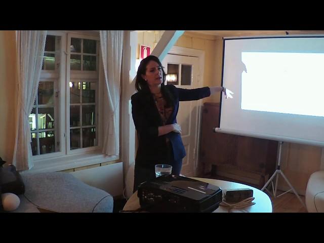 Sustainable finance with Sophie Dejonckheere 03.02.2020