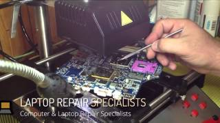 Laptop VGA Card Replacement, Laptop Repairs