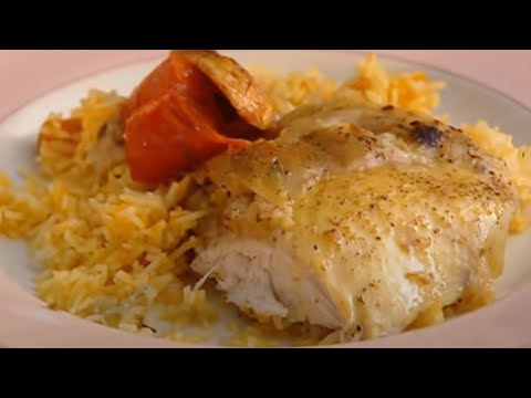 Haitian Roast Chicken - Caribbean Food Made Easy - BBC
