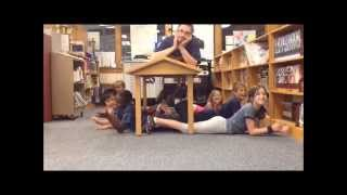 Repeat youtube video Stephens Elementary School, Madison WI - Happy Song