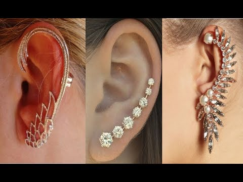 Top 10 Ear Cuff Earrings Designs Collection