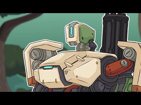 Meet Bastion (Overwatch