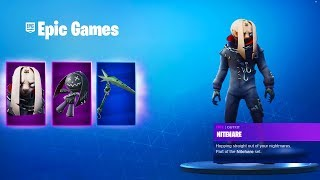 *NEW* Fortnite SECRET NITEHARE SET LEAKED, Ruin Event Explained, & Players Banned