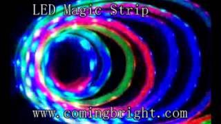 comet led light strip comingbright com wmv