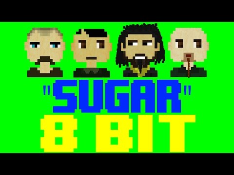 Sugar 8 Bit Tribute to System of a Down  8 Bit Universe