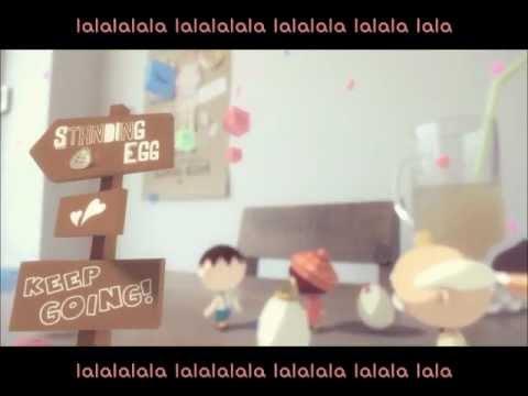 Standing Egg- Keep Going MV [hangul, romanization, english subtitles] lyrics