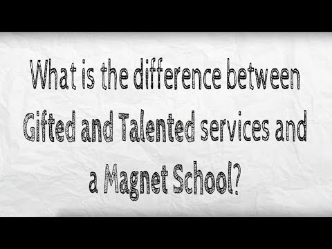 Gifted Talented G T Education Garland Independent