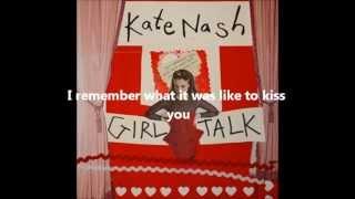 OMYGOD! by Kate Nash Lyrics