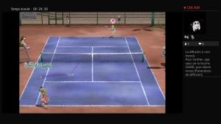 Everboody tennis  match Mimiko Japan galaxy