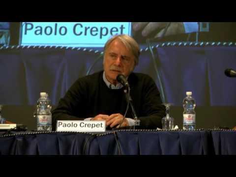 Relazione di Paolo Crepet, Psichiatra, sociologo e saggista
