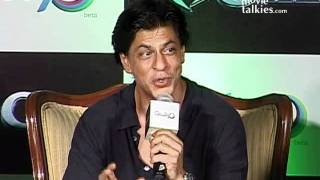 Shah Rukh Khan speaks about Smoking