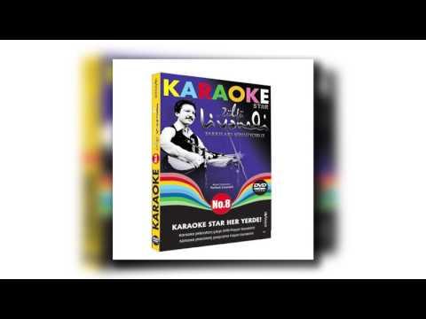 Karaoke Star Zülfü Livaneli Şarkıları Söylüyoruz - Sevdalı Başım (Karaoke)