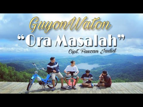 GuyonWaton Official via vallen - Ora Masalah (New Single)