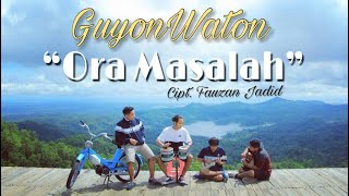 Gambar cover GuyonWaton Official - Ora Masalah (Official Music Video)