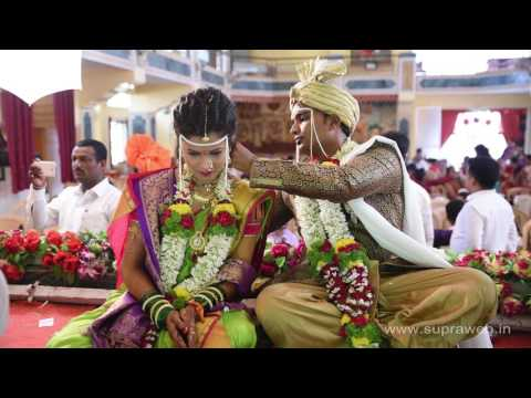 Sachin And Chaitrali Wedding - Short  Wedding Story