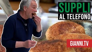 Suppli al Telefono (Arancini), Italian Recipe - Giannis North Beach