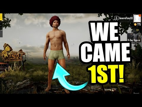 #1 ON MY FIRST EVER GAME!! - PUBG MOBILE