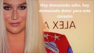 Kesha - Spaceship (Subtitulado al Español) [Audio Oficial]