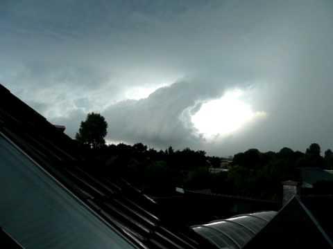 """""""Tornado"""" in Kreis Heinsberg"""