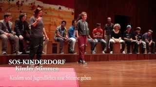 Drum Circle: 700 Kinder trommelten in Innsbruck für ihre Rechte!