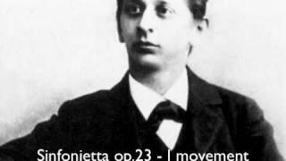 Alexander von Zemlinsky - Sinfonietta op.23 - I movement