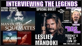 Leslie Mandoki Collaborates with Ian Anderson of Jethro Tull