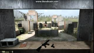 CS:GO Weapons Course Walkthrough