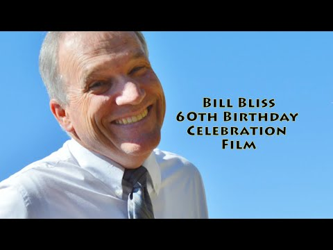 Bill's 60th Birthday Celebration Film