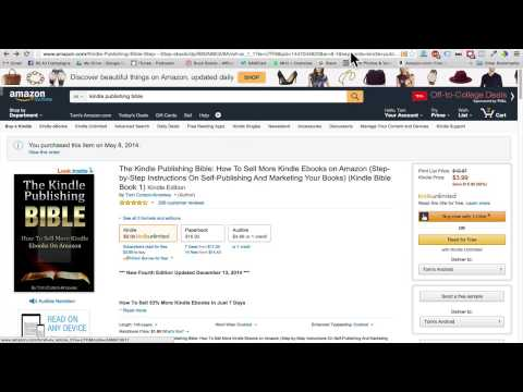 The Only Four Ways to Download Ebooks for Free on Amazon Kindle – BRP Q&A