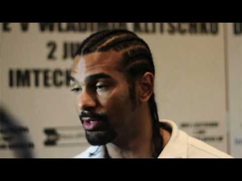 David Haye: 'The power I'm looking at unleashing, I could break my hand'