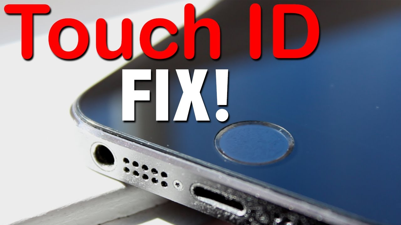 cheap for discount 83d47 17cfd How to fix touch ID on iPhone 5s / iPhone 6