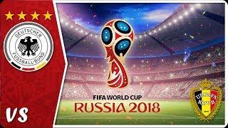 FIFA 18 WM ☆ Deutschland vs. Belgien ☆ Überstehen wir das Viertelfinale? (#05)