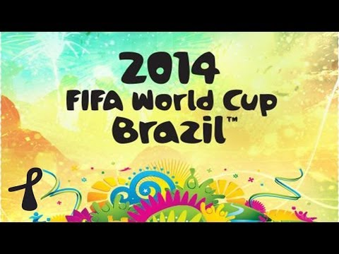 2014 FIFA World Cup Brazil - #1 Россия VS Южная Корея