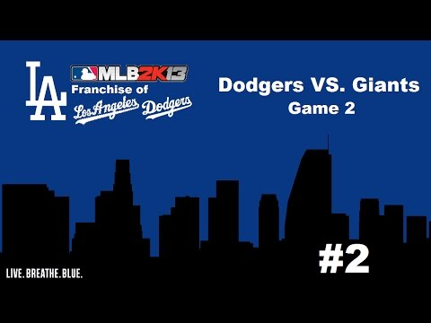 Let's Play - MLB 2K13: Franchise of the Los Angeles Dodgers - Grenkie Rules! (Part 2)