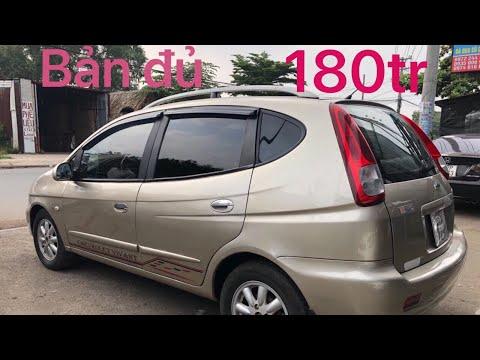 Chevrolet Vivant 2008 Bản đủ Giá 180tr Lh 0972549433