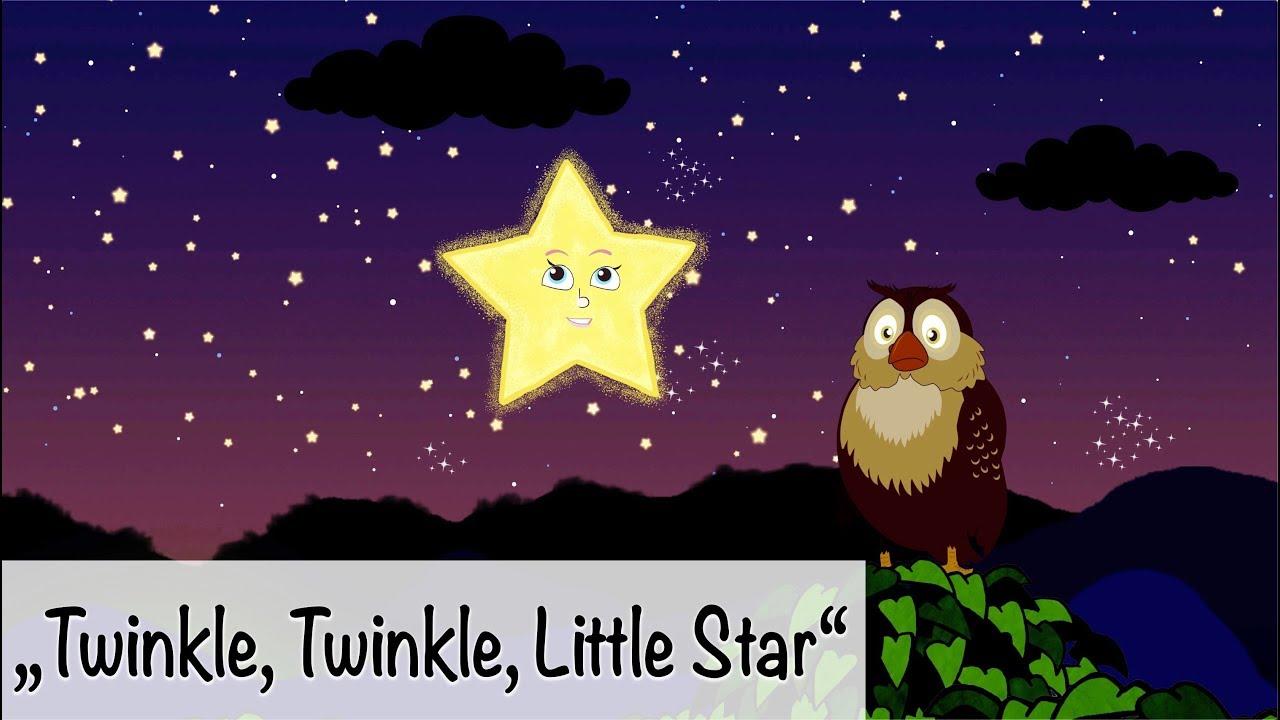 twinkle twinkle little star musik f rs baby. Black Bedroom Furniture Sets. Home Design Ideas