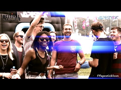 VAPESTICK Style Icon - at Bestival 2014