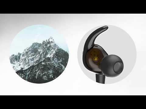 Dual Drivers SoundPEATS Newest Bluetooth Headphones