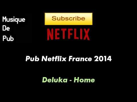Musique Pub-Netflix France 2014