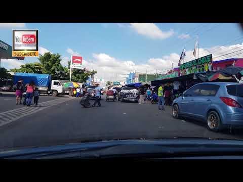 Un Recorrido Por Las Calles Del Departamento De Usulutan El Salvador