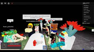 R.I.P cameron boyce/luke ross we will miss u... (ROBLOX)