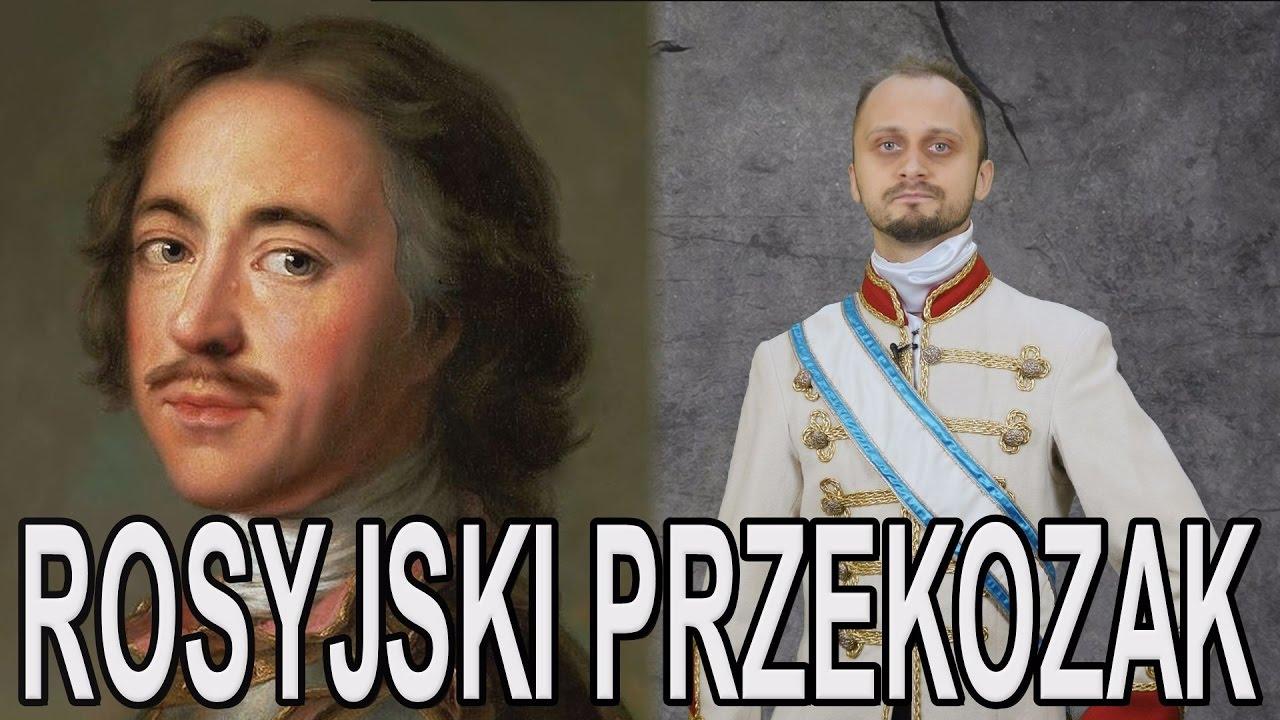 Download Rosyjski Przekozak - Piotr Wielki. Historia Bez Cenzury