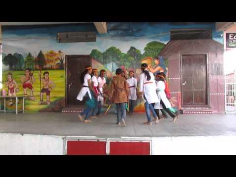 OSMANIA CAMPUS LO DANCE BY NEWS SCHOOL, NALGONDA