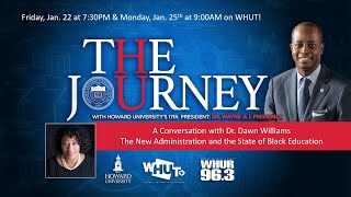 #WHUTtv presents - THE JOURNEY Ep 208 Ft. Dr. Williams
