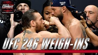 ufc-246-weigh-ins-cbs-sports-hq