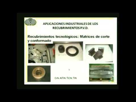 Recubrimiento nano-estructurados en algunas aplicaciones industriales metalmecánicas y offshore