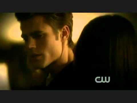 The Vampire Diaries - Stefan & Elena Love Scene